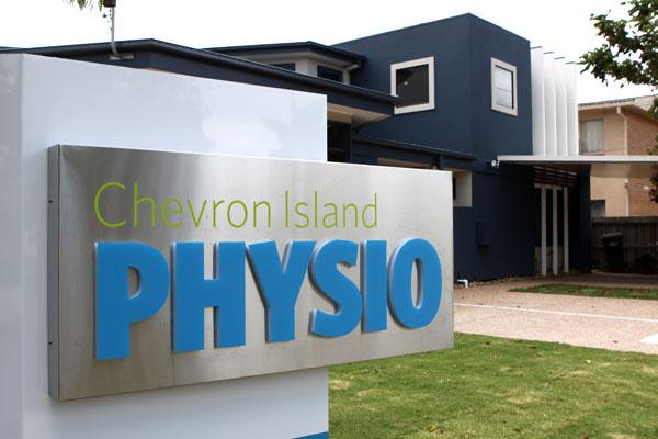 chevron island physio - new location